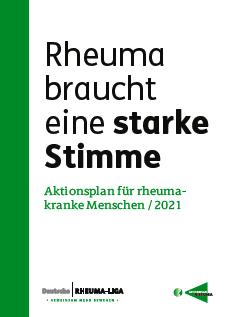 Aktionsplan Rheuma 2021