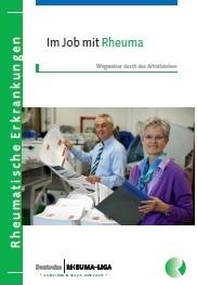 Cover Im Job mit Rheuma